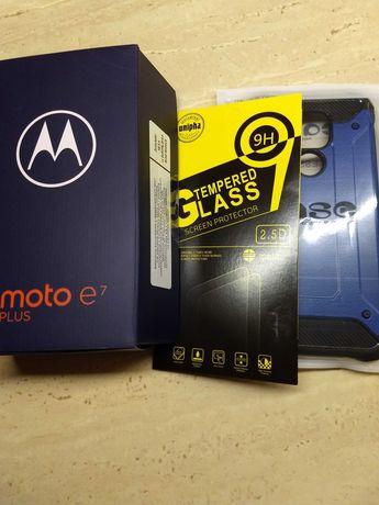 Motorola Moto E7 plus,48MPX,4GB RAM,B.Li-Jon 5000mAh,NIGHT VISION