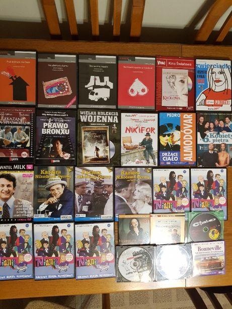 Kolekcja filmów i seriali - 30 tytułów DVD