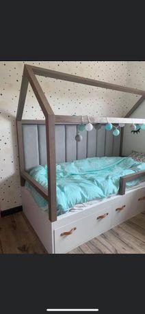 Łóżko nowe dla dziecka domek