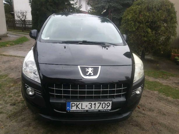 Sprzedam Peugeot 3008