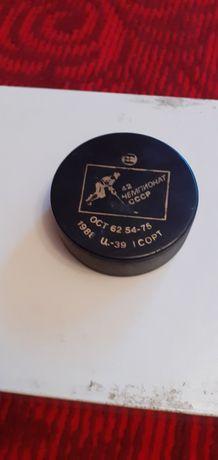 Шайба   хокейная