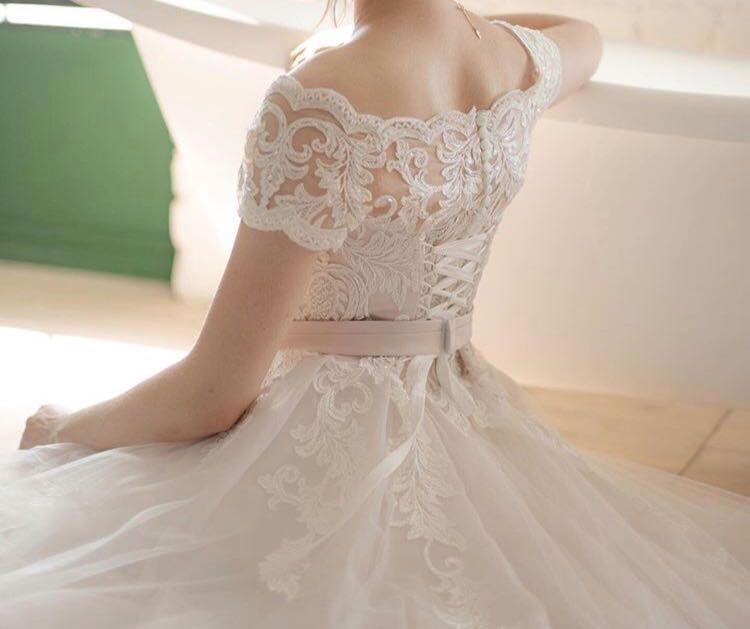 Свадебное платье Мелитополь - изображение 1