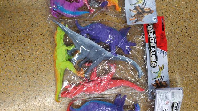 новый набор динозавров динозавр динозавры тиранозавр птерозавр