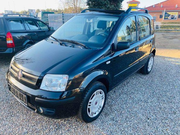 Fiat Panda sprowadzony 1.2 benzyna gaz zadbana 08. R