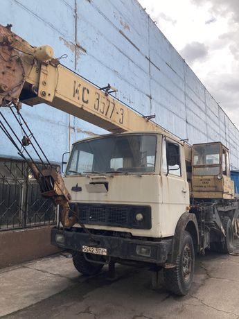 Автокран МАЗ КС 3577