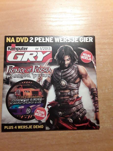 Prince of Persia Warrior Within Dusza Wojownika gra komputerowa PC