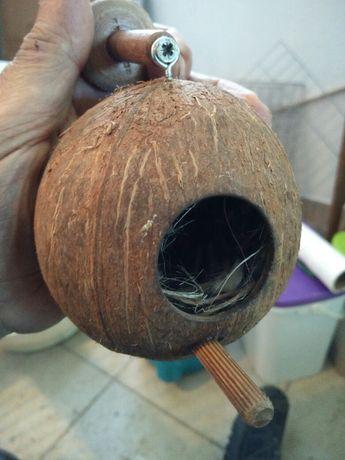 Ninhos Exóticos para aves e mamíferos de pequeno porte