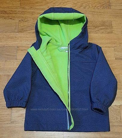 Куртка ветровка Bob der Bar 6-9мес. 74см
