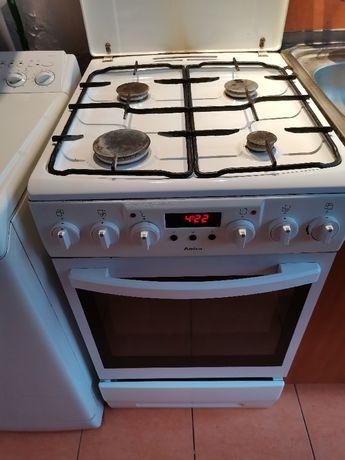 Kuchnia gazowoelekrtyczna Amica używana