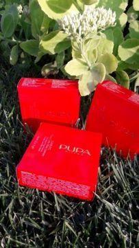 Продам запечённые пудры Pupa