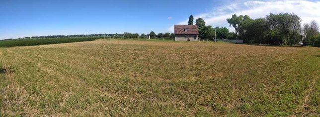Земельна ділянка 18 соток в с. Расавка Кагарлицького району