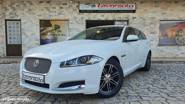Jaguar XF Sportbrake 2.2 Premium Luxury