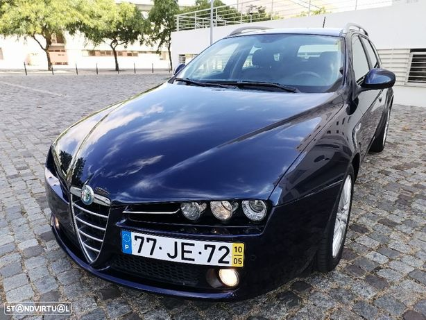 Alfa Romeo 159 Sportwagon 2.0 JTDm Distinctive P.Sport+