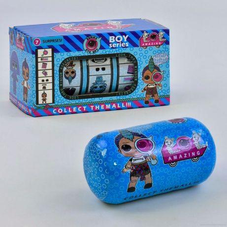 Кукла 89211 В Мальчишки, в коробке ,кукла лол,пупс лол,лол в капсуле,
