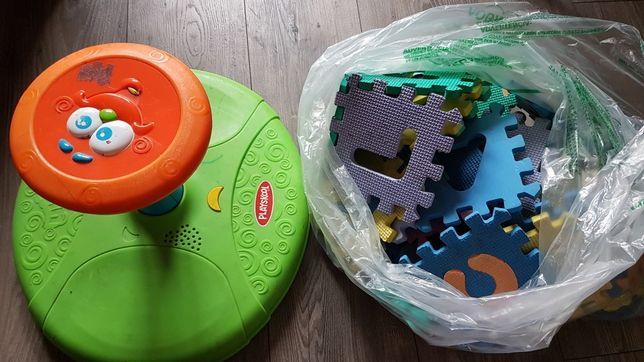 Zabawki pianki gratisy