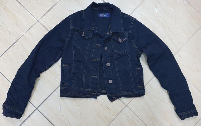 Katana kurtka jeans granat 38