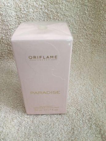 Paradise oriflame woda perfumowana 50 ml
