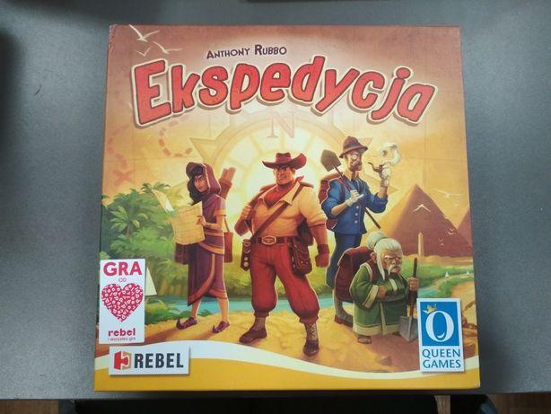 Ekspedycja gra planszowa