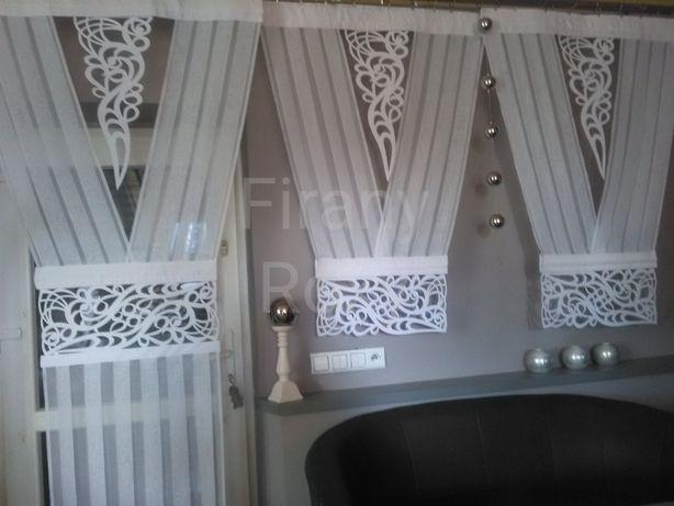 Firany VKi okno balkonowe-promocja