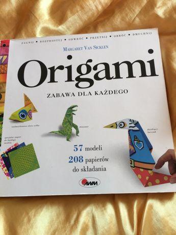 """""""Origami - zabawa dla każdego"""""""