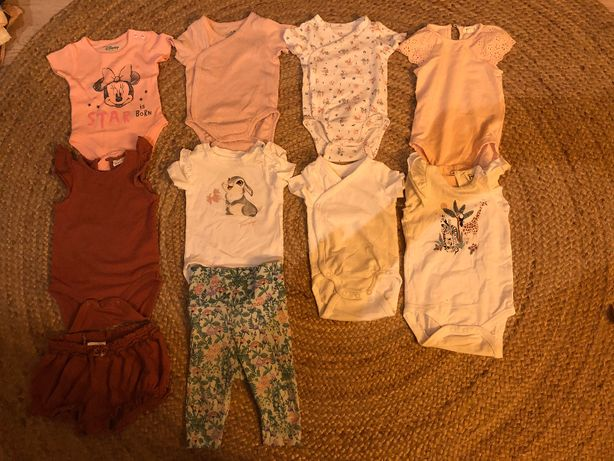 Body dla niemowlaka Newbie, H&M