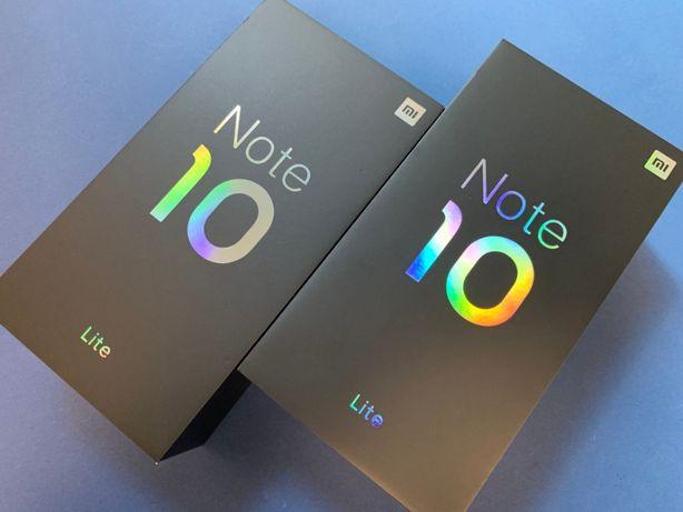 Xiaomi Mi Note 10 Lite 6/64GB biały/czarny/fioletowy KRAKÓW Sklep