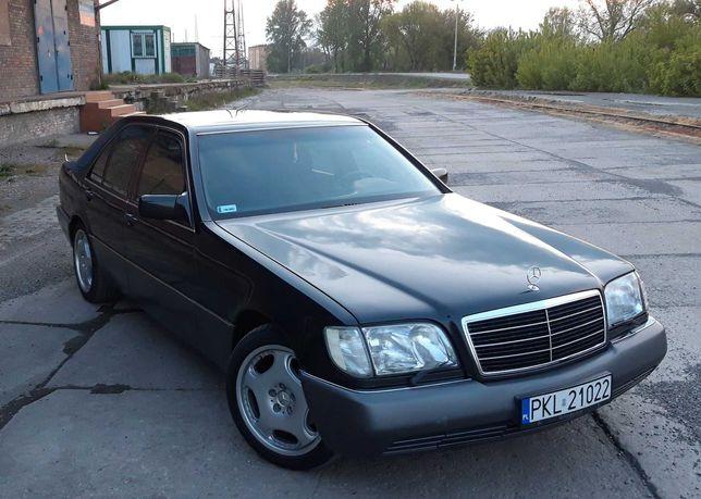 Mercedes w140 3.5Td