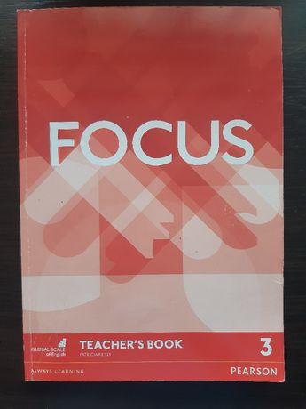 Focus, книга для вчителя