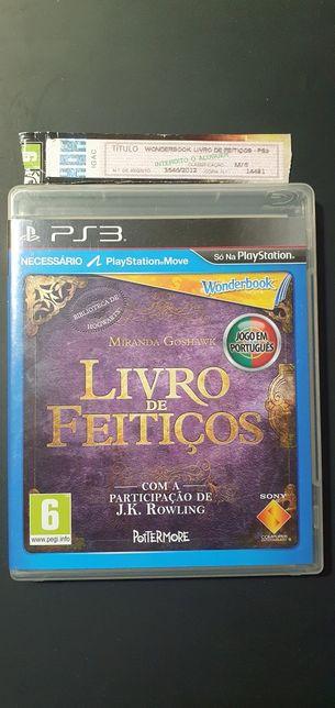 PS3 - livro dos feitiços