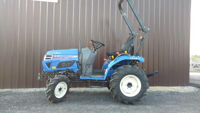 ISEKI 24KM japoński mini traktor 100% dotacji! - motor jak kubota dies
