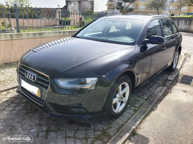 Audi A4 Avant 2.0 TDi Multitronic Business Line
