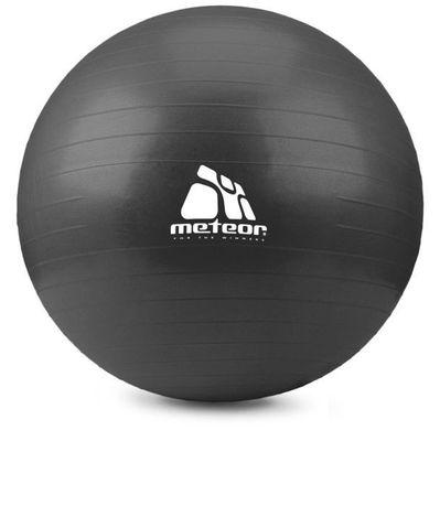 Piłka fitness METEOR 75 cm Z POMPKĄ