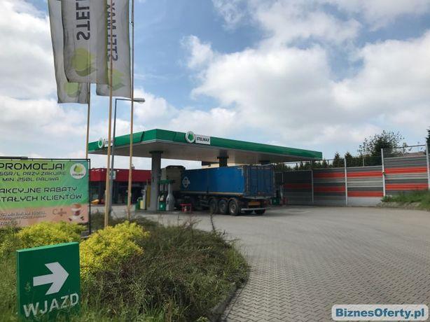 Stacja paliw Żory DK-81, Katowice - Cieszyn
