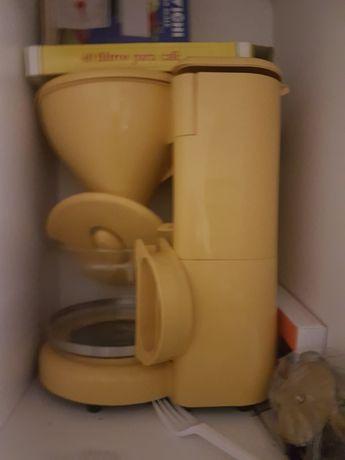 Máquina cafe saco