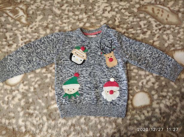 Продам детский свитер для мальчика