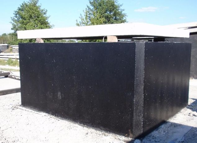 szambo betonowe 6m3 zbiornik betonowy 8m3 10m3 12m3 szczelny producent