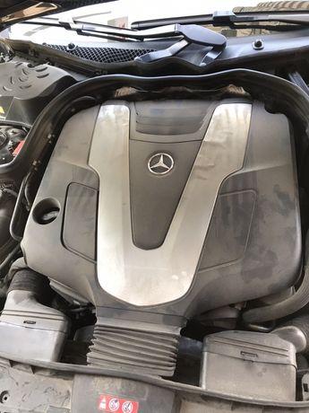 Двигатель мотор ДВС OM 642 Bluetec Mercedes W212 W166 X166 W292 W463