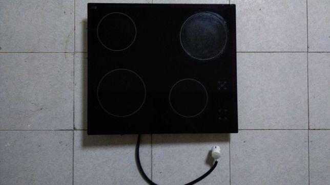Placa eléctrica vitrocerâmica Thor TTL 604