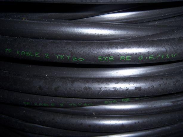 kabel yky 5x6mm2