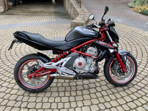Kawasaki er6n 650 2007р