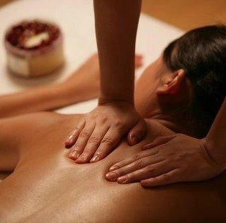 Massagens profissionais