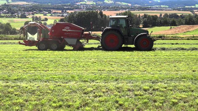 Usługi Rolnicze zbiór prasowanie sianokiszonki, słomy, baloty, siew