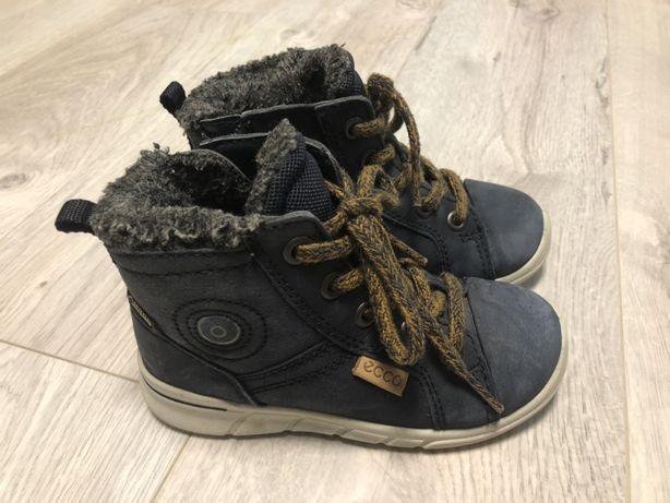 Ботинки утепленные хайтопы ecco geox primigi superfit hm 24