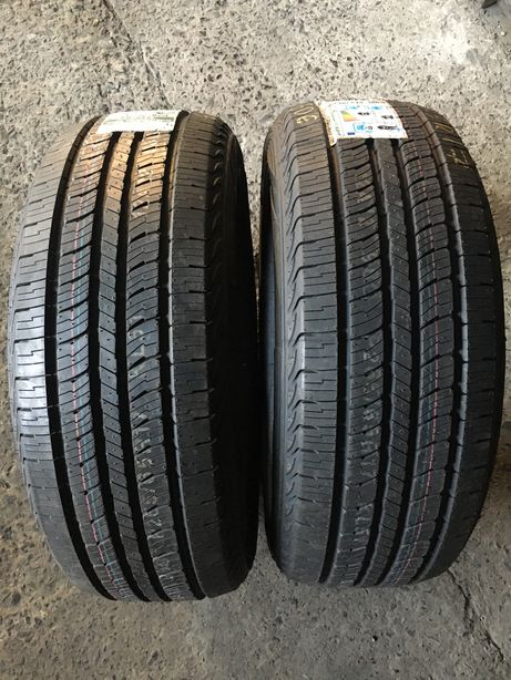 (2шт) нові 265/65R17 Kumho Road Ventura літні шини