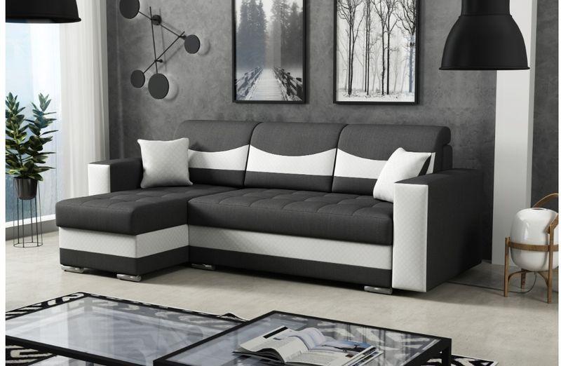 ALEX/ NOWA KANAPA SOFA NAROŻNIK łóżko z funkcją spania / 240x140 cm