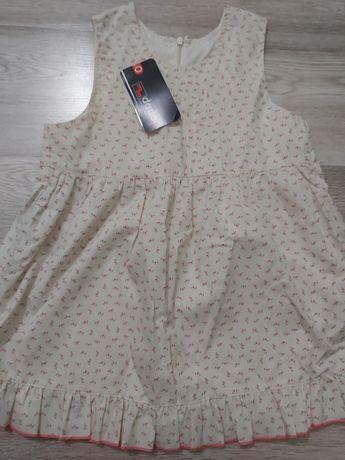 Sukienka tunika nowa 122 mmdadak