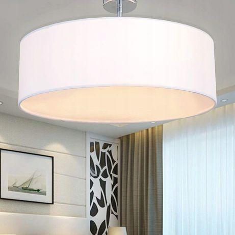 Lampa wisząca suftowa SPARKSOR Biała