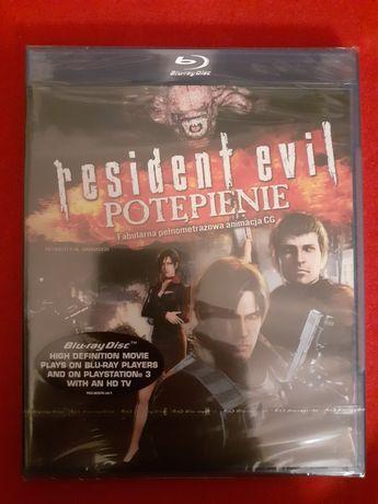 Resident Evil POTEPIENIE film blu-ray