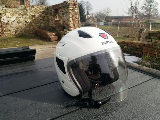 Kask motocyklowy Ispido M 58cm