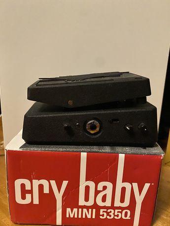Jim Dunlop Cry Baby 535q Mini Wah Pedal